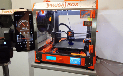 3d printer noise test